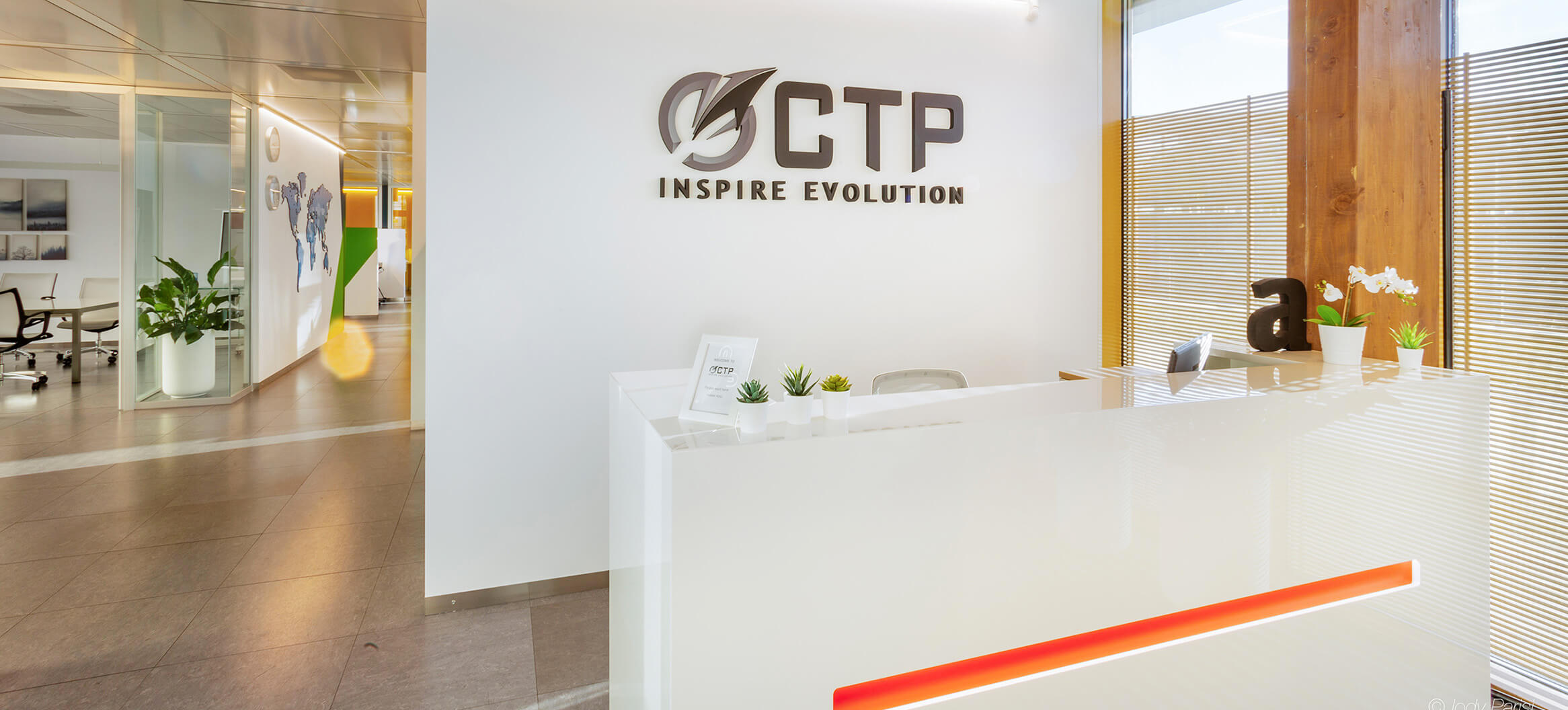 DAU | CTP Inspire Evolution